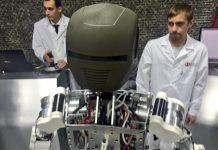 Томские ученые к 2017 году создадут робота для эвакуации людей в случае ЧС