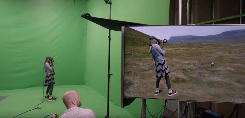 Unreal Engine сможет записывать ВР-геймплей в виде смешанной реальности