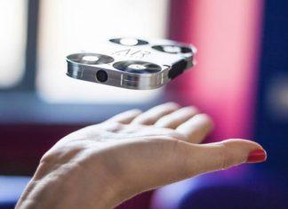 Убийца моноподов: дрон для селфи AirSelfie
