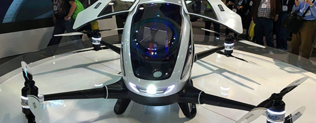 Российская компания создаст пассажирский беспилотник