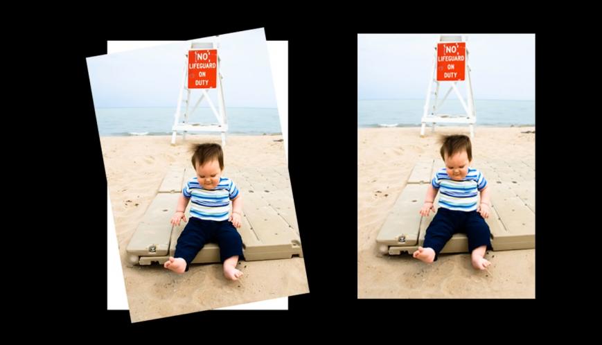 Новая версия Photoshop умеет дорисовывать недостающие части фото