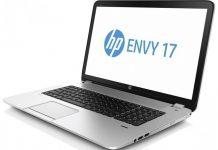 Ноутбук HP Envy 17 с 3D-камерой вышел в России