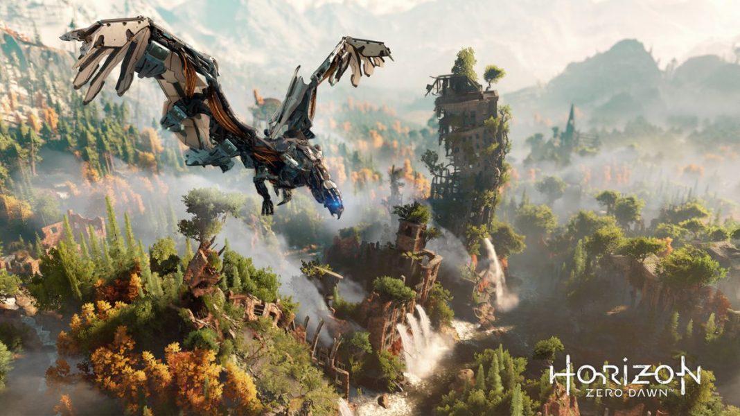 Horizon Zero Dawn для PlayStation 4 дебютирует весной 2017 года