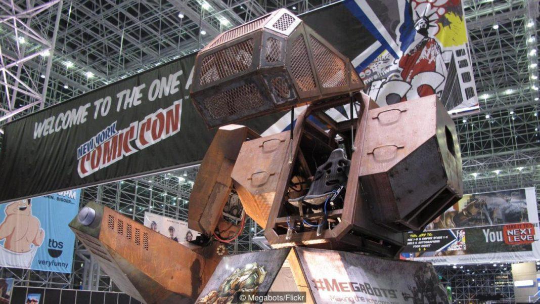Когда мы сядем за штурвалы гигантских роботов?