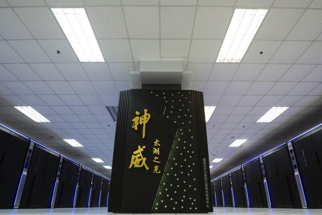 Новый китайский суперкомпьютер возглавил рейтинг самых мощных в мире