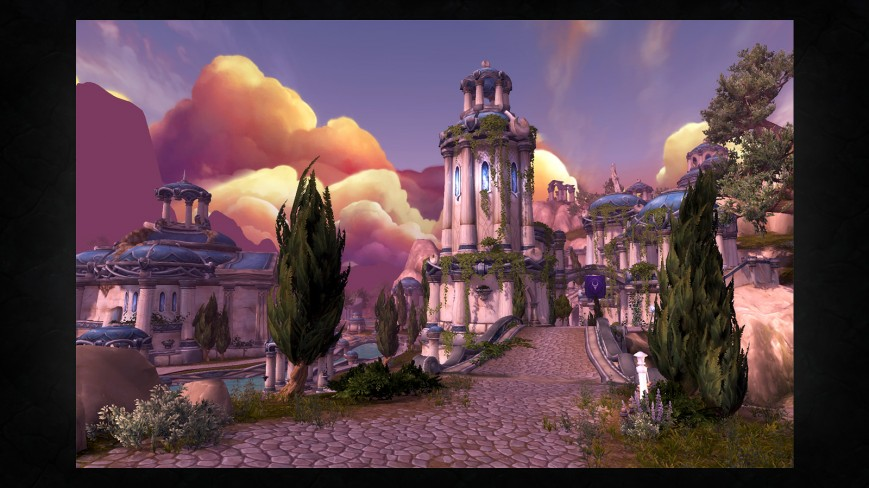 Вышло дополнение Legion для World of Warcraft