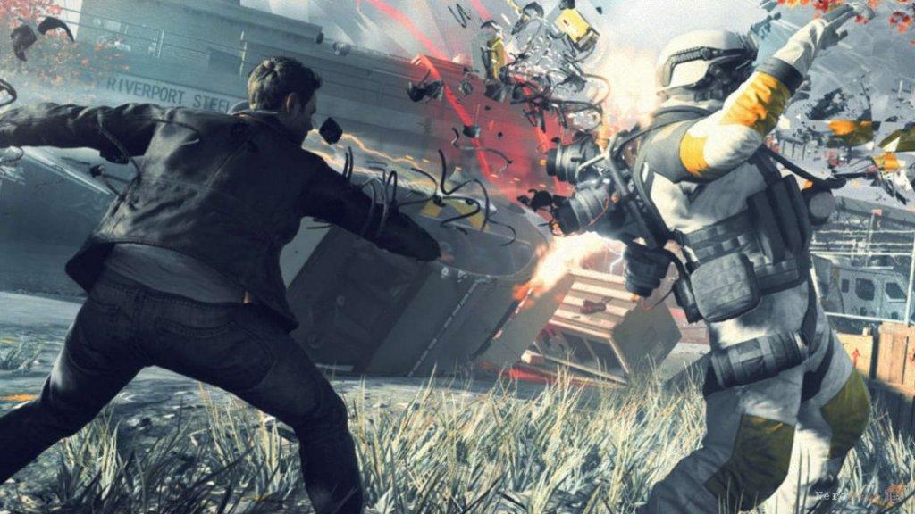 Выход игры Quantum Break для ПК в Steam отложен