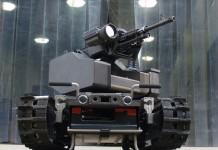 Российский боевой робот «Нерехта» готов к испытаниям в 2016 году