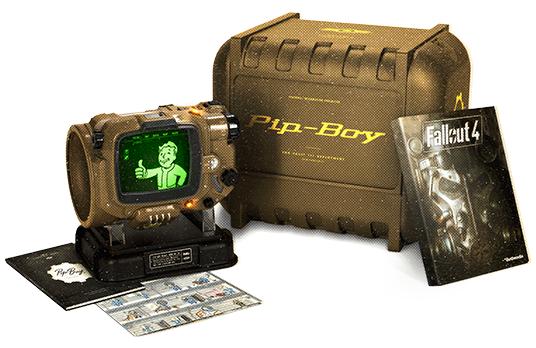 Состоялся релиз Fallout 4