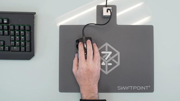 Успешно профинансирован выпуск игровой мыши The Z, чувствительной к наклонам и поворотам