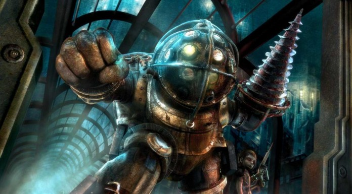 2K Games работает над новой частью BioShock