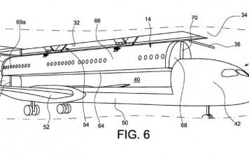 Airbus запатентовала отсоединяемый пассажирский блок для самолетов