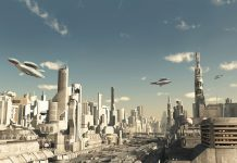 Uber разработает беспилотное летающее такси