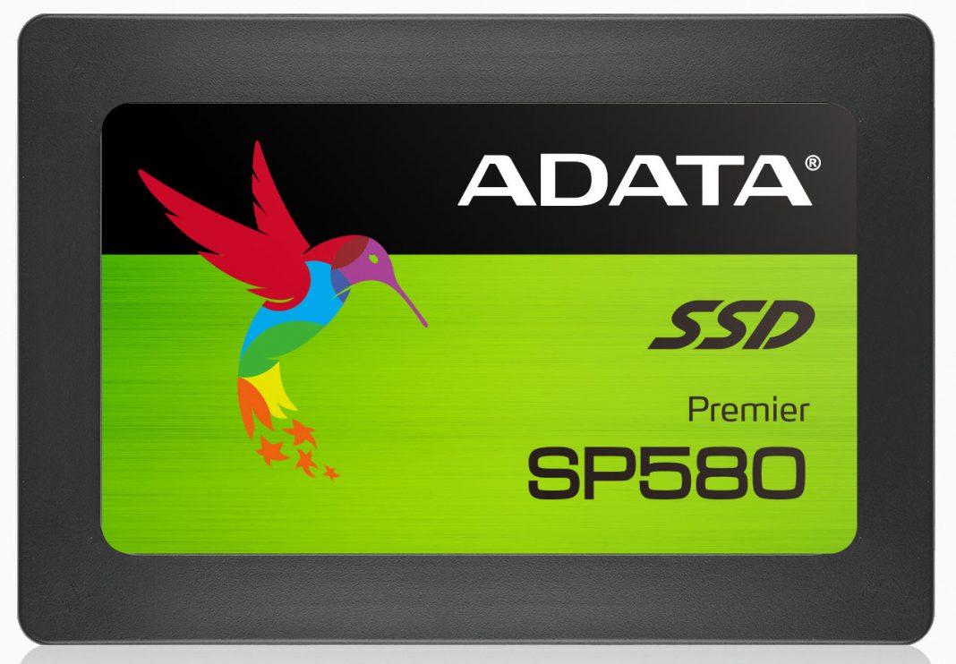 SSD Adata Premier SP580 базируются на контроллере Marvell с поддержкой SLC-кэширования