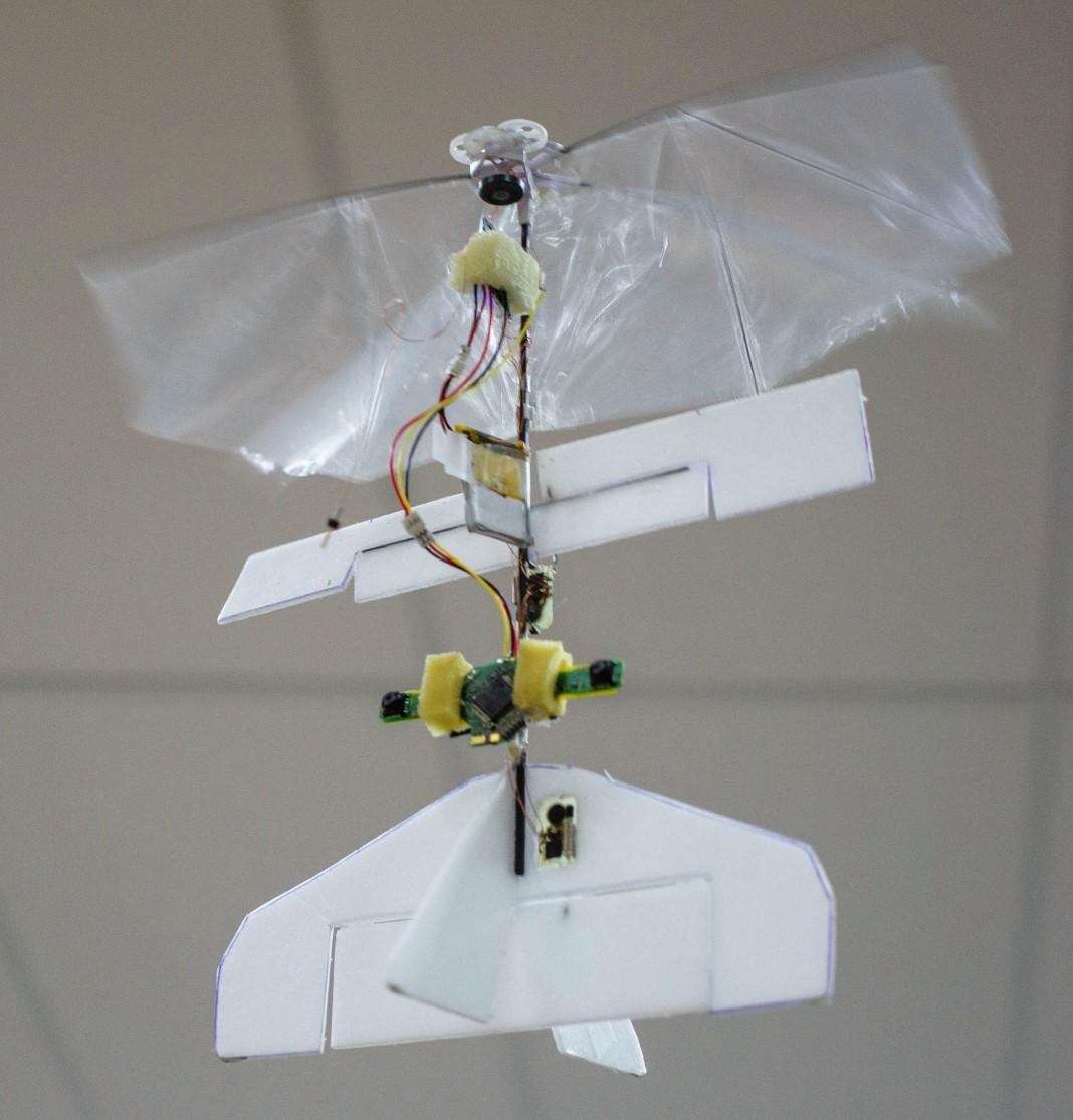 Своими руками летающий робот