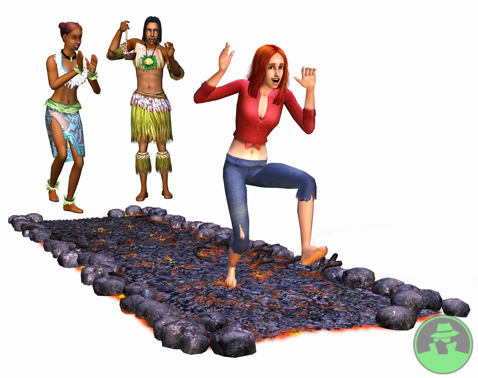 Sims 4 nagie nude scene