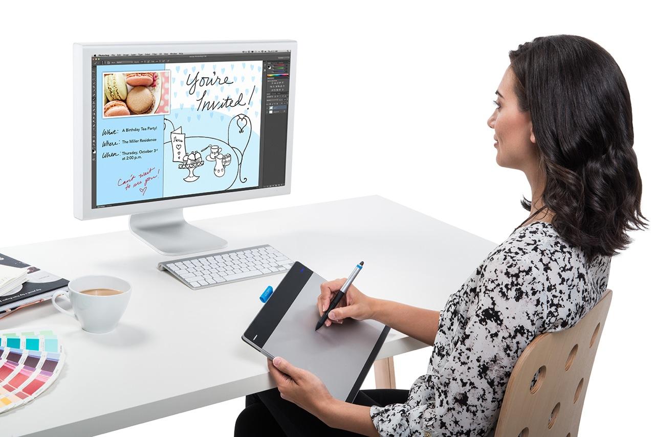 Графический планшет как выбрать для дизайнера