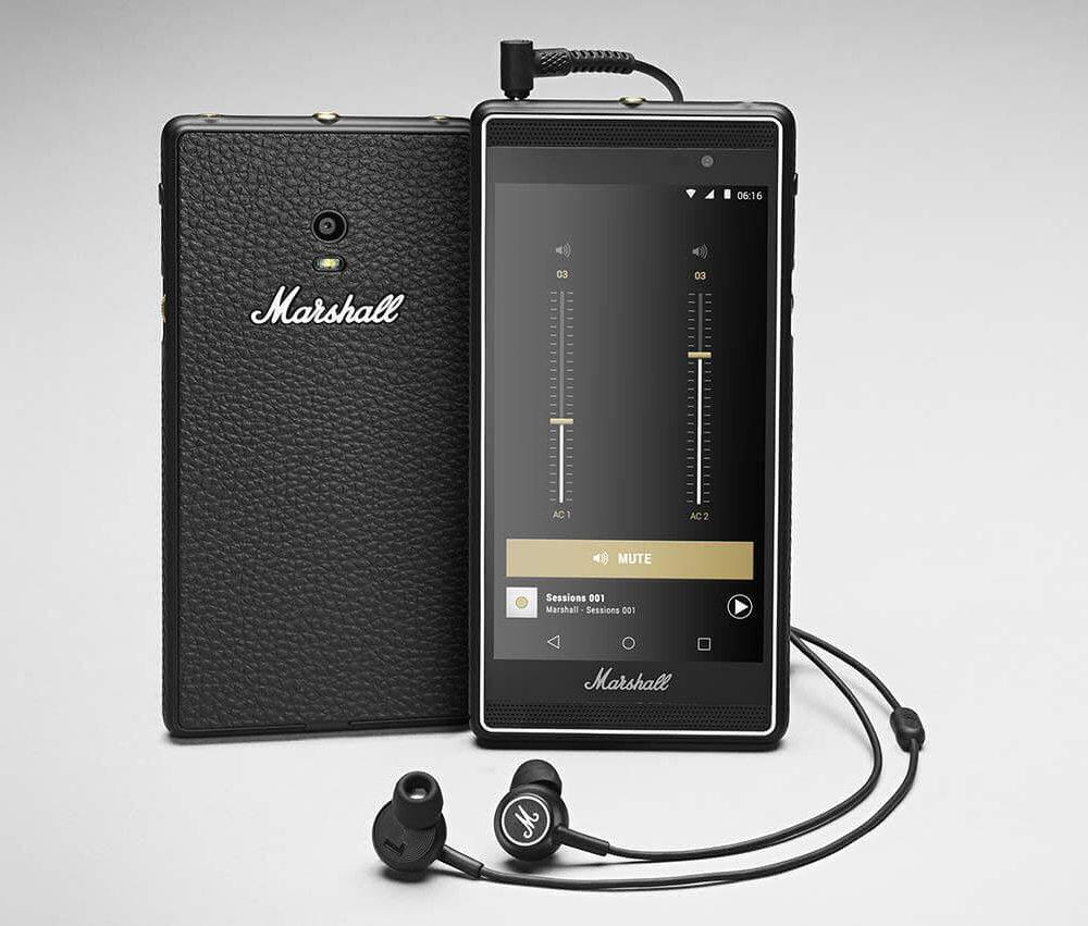 Музыкальный смартфон 2017