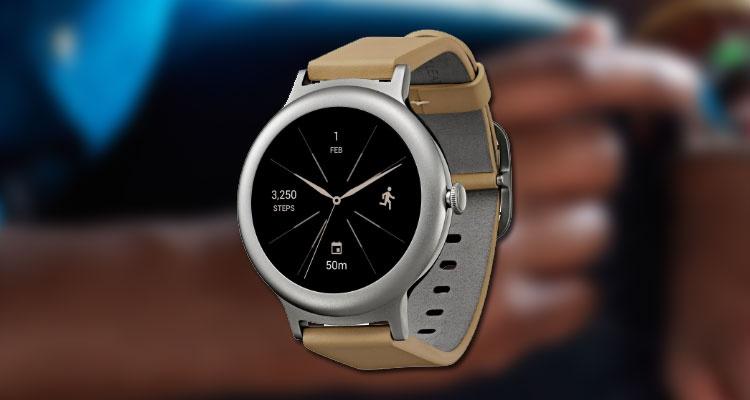 Смарт-часы LG Watch Style показались на живых фото