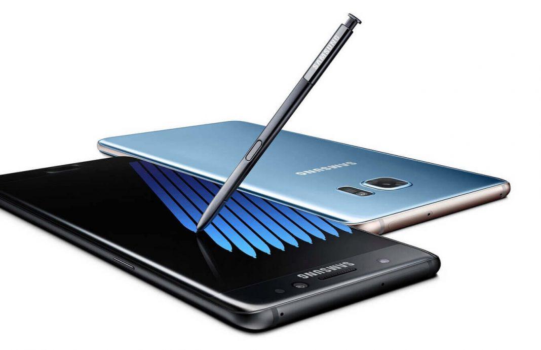 Galaxy Note 7 вернется в продажу