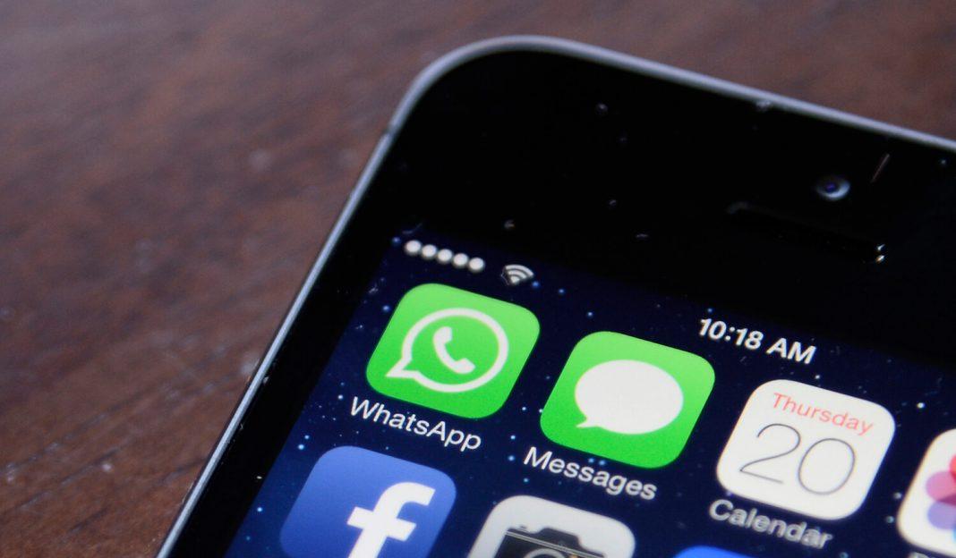 Самым популярным мессенджером в России оказался WhatsApp