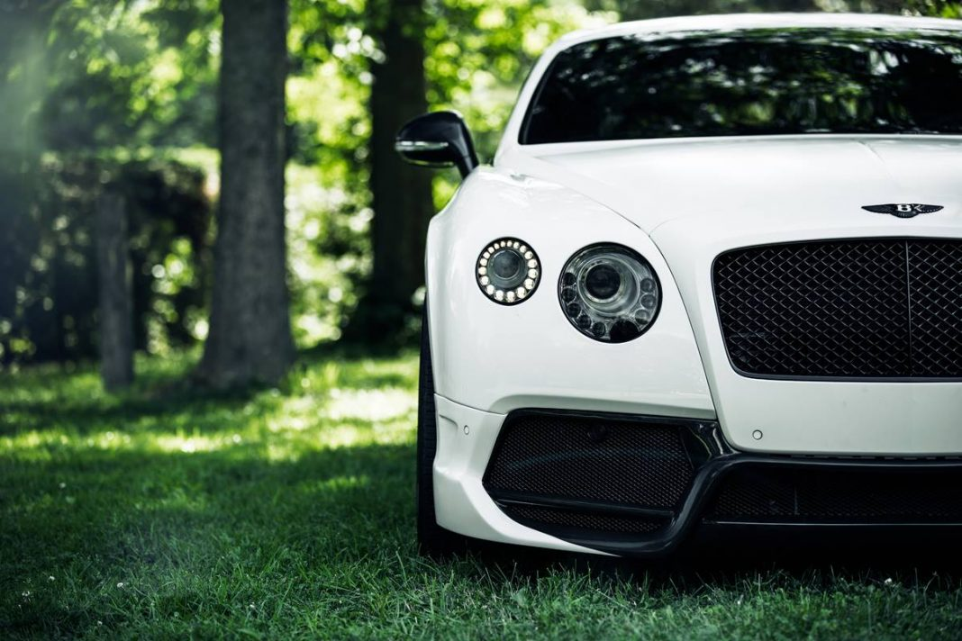 Bentley анонсировала электрокар