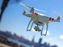 Рынок дронов по итогам прошлого года вырос на 35,5% в денежном выражении и на 60,3% — в количественном