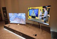 Samsung выпустила линейку QLED телевизоров