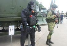Российский робот FEDOR научился стрелять с двух рук