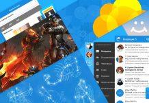 Clouder Mail.Ru сохраняет видеоролики из соцсетей в облако