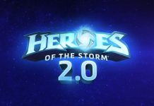 Blizzard выпустила Heroes of the Storm 2.0