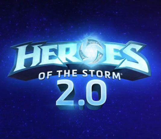 Blizzard выпустила Heroes of the Storm 2.0