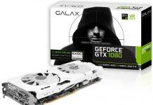 Графический процессор 3D-карты Galaxy GTX 1080 Ti HOF Limited Edition разогнан до 1759 МГц