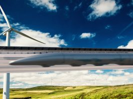 Голландский стартап построит свой Hyperloop в Европе