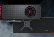 Адаптер Radeon RX Vega 64 способен демонстрировать производительность в 43,5 MH/s при добыче Ethereum, потребляя менее 250 Вт мощности