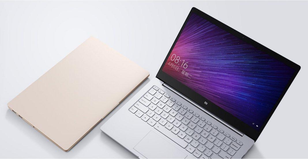 Представлен мобильный компьютер Xiaomi Mi Notebook Pro с экраном диагональю 15,6 дюйма