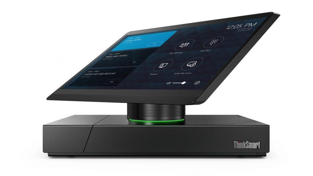 Lenovo ThinkSmart Hub 500 — компактный моноблок для работы с Skype Room Systems