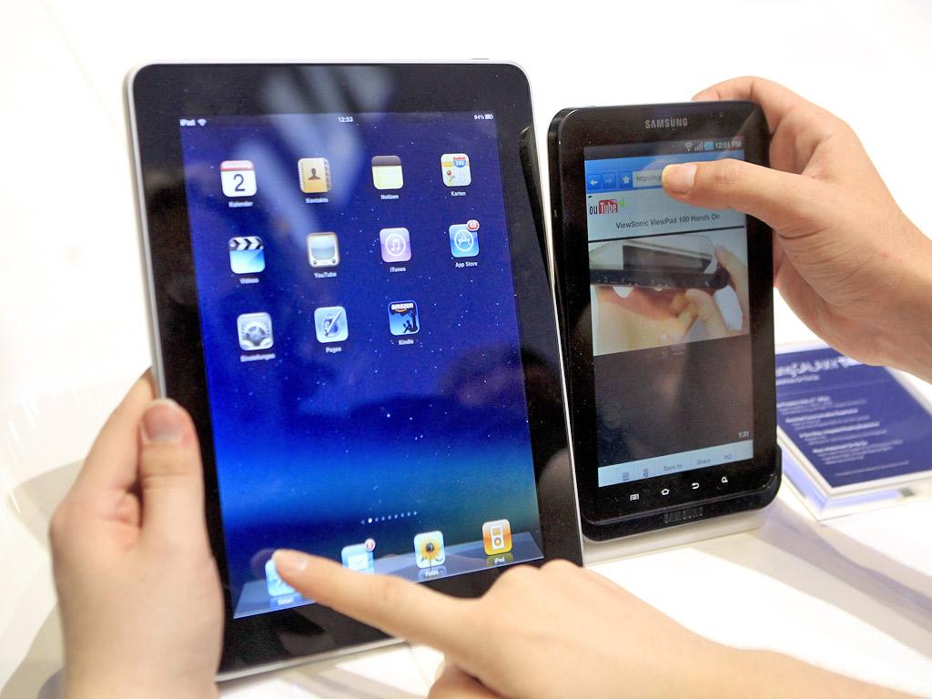 Какой планшет лучше Lenovo или Samsung (Леново или Самсунг)
