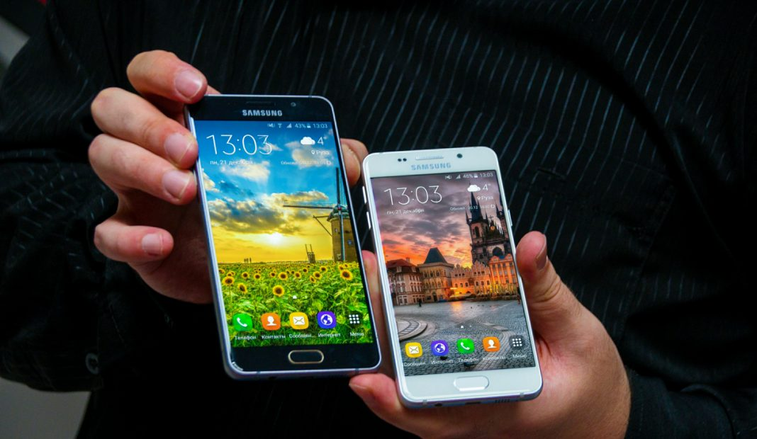 Какой смартфон лучше Samsung или Sony