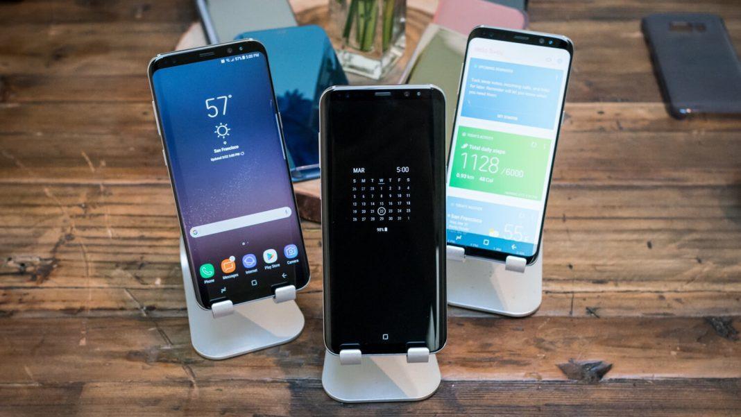 Рекорды продаж Galaxy S8 в Южной Корее и новый цветовой вариант аппарата
