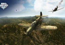 Создатель World of Tanks выпустил крупнейшее обновление для авиационного онлайн-экшена