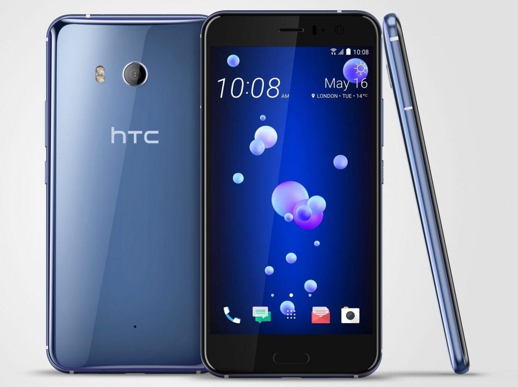 Безрамочный HTC U11 Plus дебютирует 2 ноября
