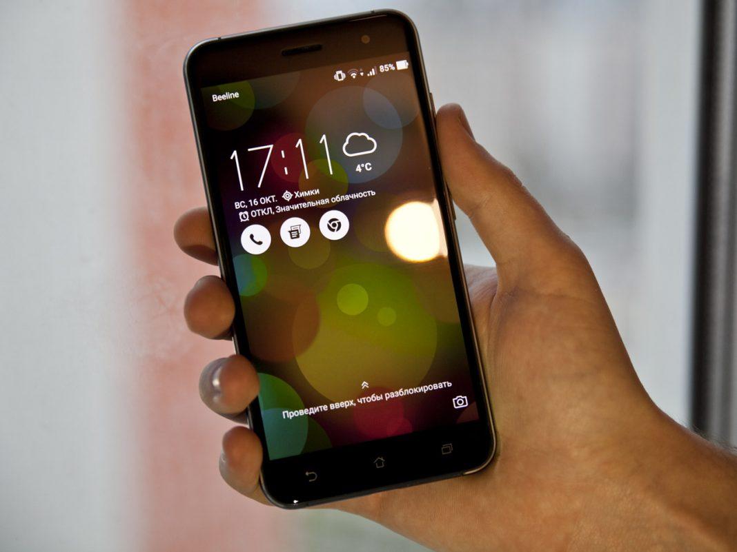 Смартфон Asus ZenFone 3 Zoom получил обновление ОС Android 7.1.1 Nougat