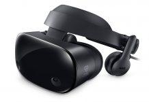 Шлем виртуальной реальности Samsung Odyssey вышел в продажу