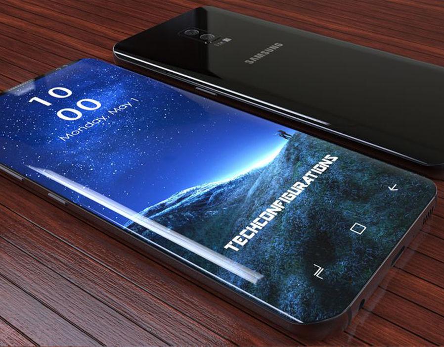 3D-модели потенциального Samsung Galaxy S9 засветились в сети