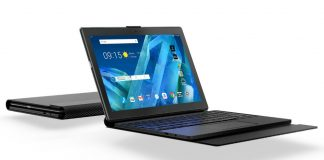 Lenovo представила планшет Moto Tab