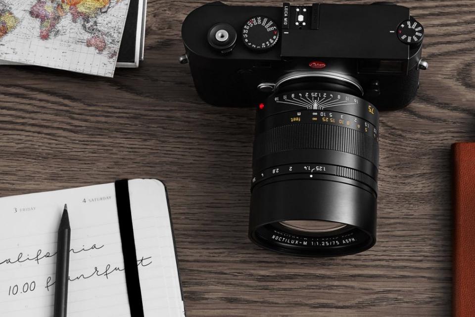 Объектив Leica Noctilux-M 75 mm f/1.25 ASPH оценен производителем в $12795