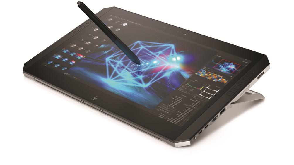 Объявлена российская цена рабочей станции-планшета HP ZBook x2