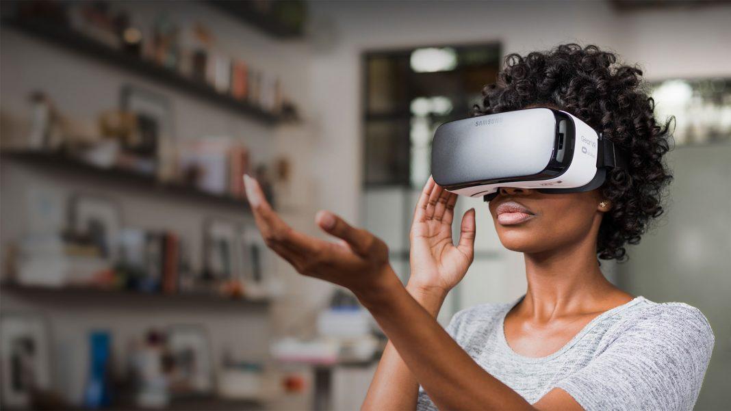 Продемонстрирован прототип автономного шлема Samsung Exynos VR