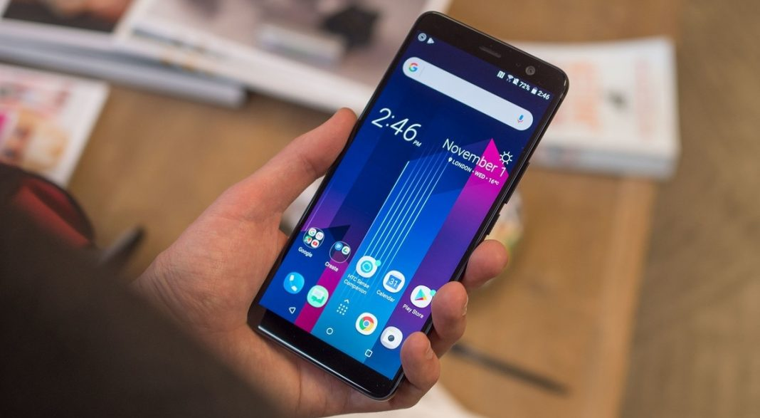 Подробности о смартфоне HTC U11 EYEs появились в сети